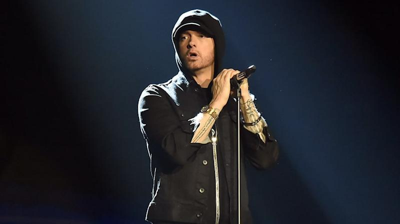 Eminem Taps Beyonce, Ed Sheeran for New Album 'Revival'