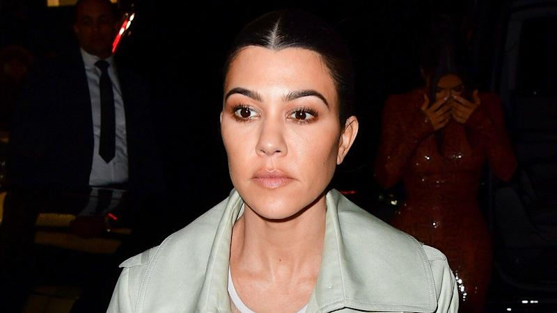 Kourtney Kardashian Suspects She May Have Been Robbed by Someone in Her Entourage