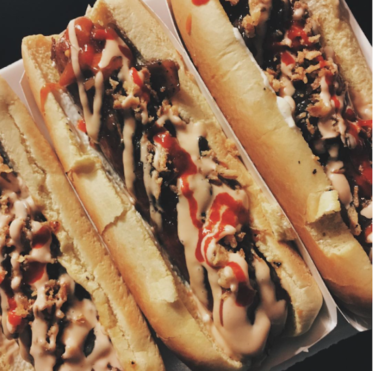 Photo of Hot dogs