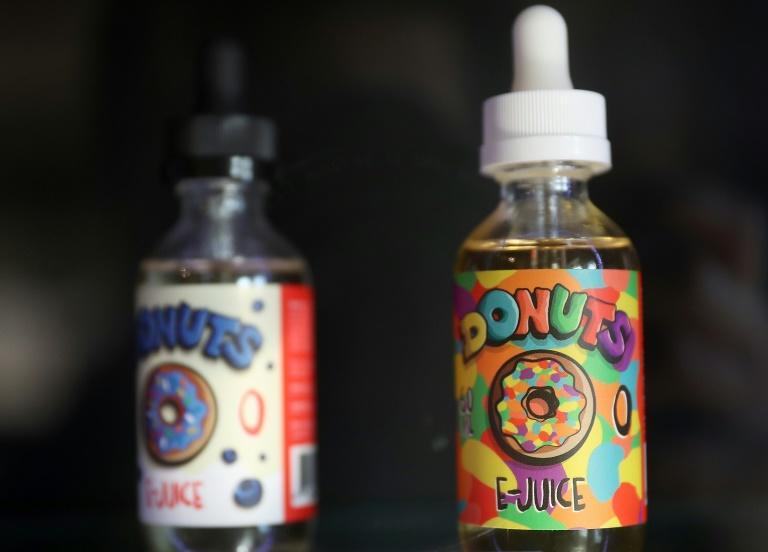 U.S. clamps down on kid-friendly packaging for e-cigarette liquids