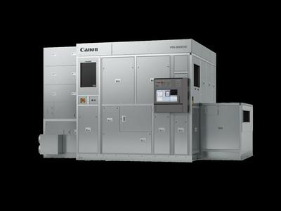 FPA-8000iW i-line stepper, a new Semiconductor Lithography System