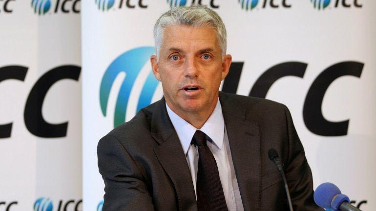 David Richardson said his most memorable achievement as ICC CEO was to get India to use DRS