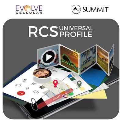 Evolve Cellular & Summit Tech announce their partnership and intention to unlock the door to Rich Communication Services (CNW Group/Summit Tech)