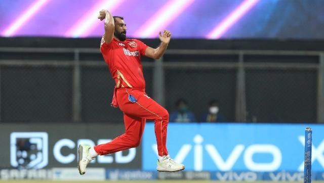 Chennai lost four wickets in their chase and two of them were picked up by Mohammed Shami. The seamer bowled 11 dots and had an economy rate of 5.25. Sportzpics