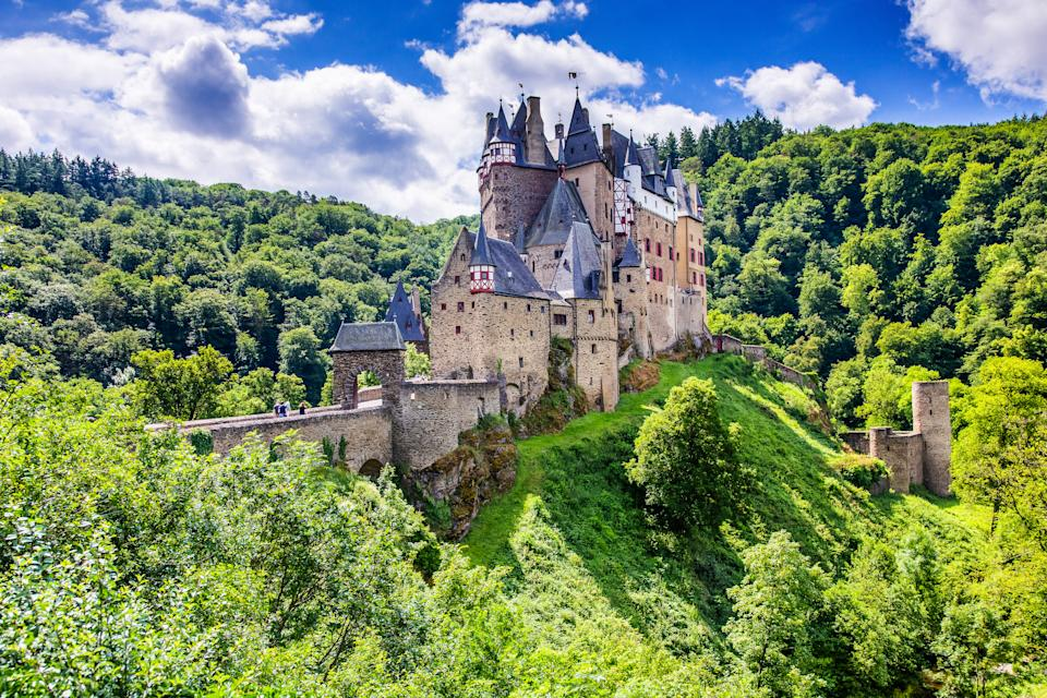 This medieval castle, between the cities of Koblenz and Trier, served as inspiration for Disney's palaces – and looking at pictures you'll soon seen why. [Photo: Getty]
