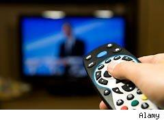 Cable television choices list
