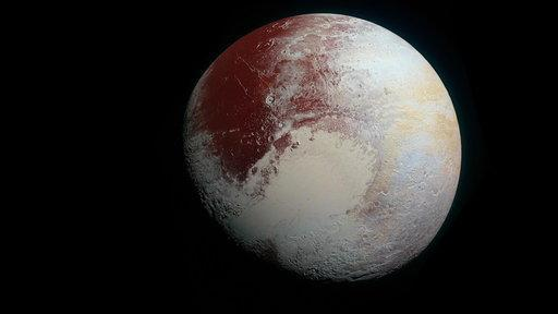 Pluto just can't seem to catch a break.