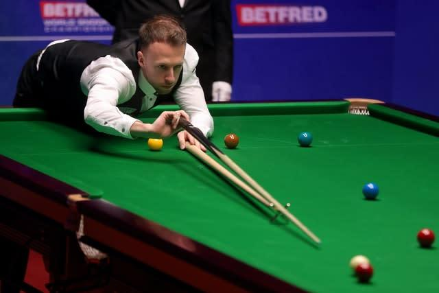 The snooker World Championships will benefit from the changes (Richard Sellers/PA)