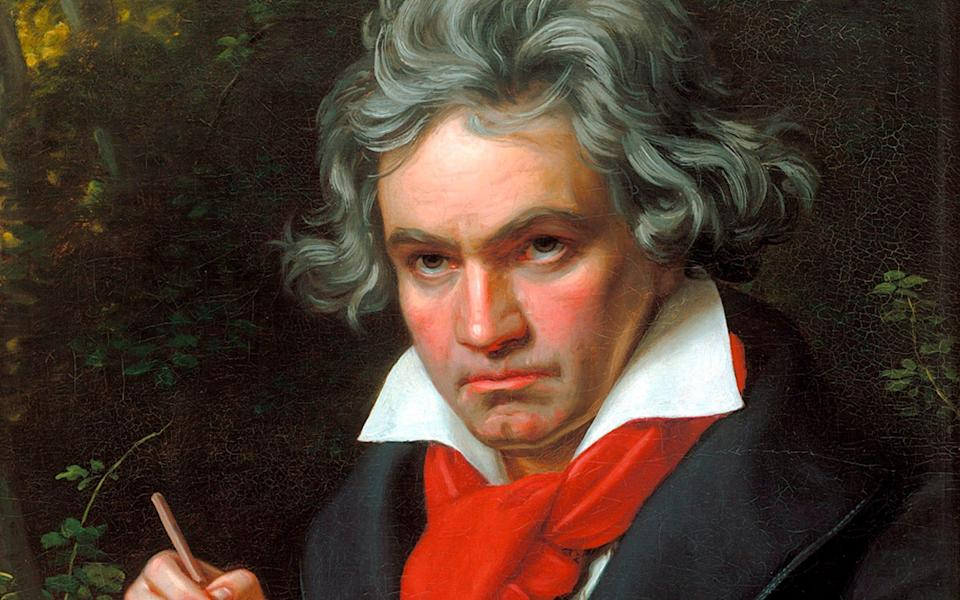 Ludwig van Beethoven - Fine Art Images/Heritage Images/Getty Images)