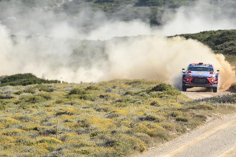 Dani Sordo claimed his second career victory at the Rally of Italy