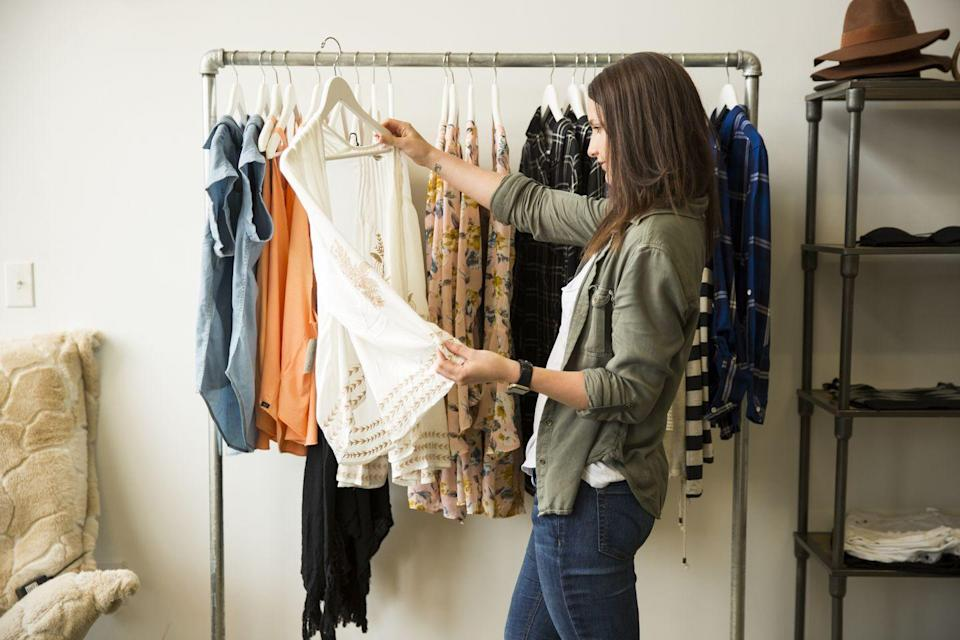 """<p>If you have a knack for putting together the perfect outfit of the day, parlay that into some cash by <a href=""""https://www.stitchfix.com/careers/styling"""" rel=""""nofollow noopener"""" target=""""_blank"""" data-ylk=""""slk:styling clothes for StitchFix"""" class=""""link rapid-noclick-resp"""">styling clothes for StitchFix</a>. You'll curate a box of clothing each month based on a person's specific requests for their wardrobe needs. You'll get rated on how many items your customers end up keeping.</p>"""