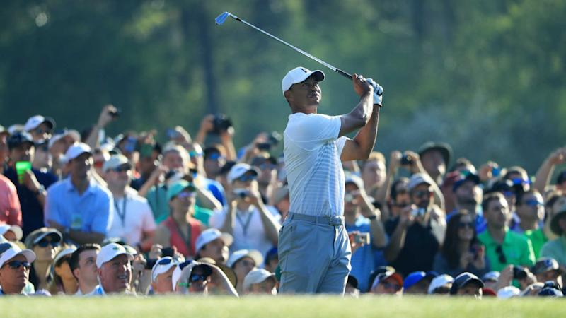 Masters 2018: Tiger Woods driving Vegas windfall of wagers