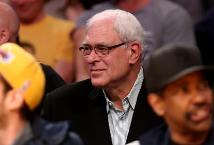 The pressure is on Phil Jackson to find the right coach. (AP)