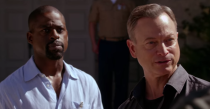 <p>In addition to introducing the cast of its new spinoff, the <em>Criminal Minds: Beyond Borders</em> episode also featured Sterling K. Brown as the U.S. embassy's regional security officer. Sterling's character, Fitz, helps the BAU solve the case in Barbados—although unfortunately only for two small scenes. </p>