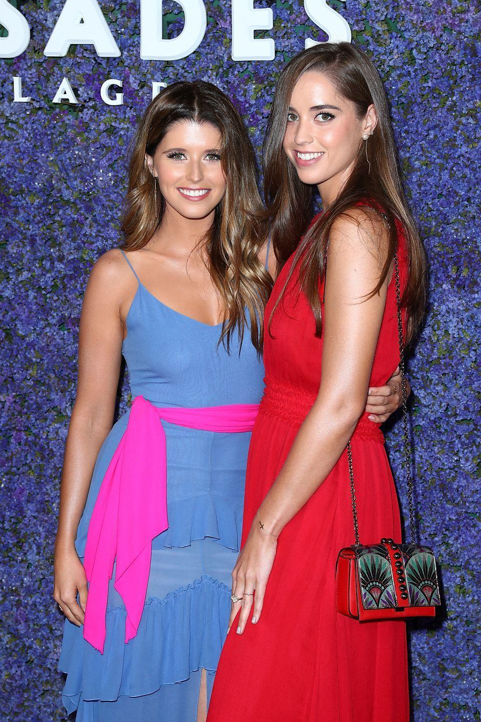 <p>The only daughters of Arnold Schwarzenegger and Maria Shriver, Katherine and Christina not only closely resemble one other, but are dead ringers for their mother. </p>