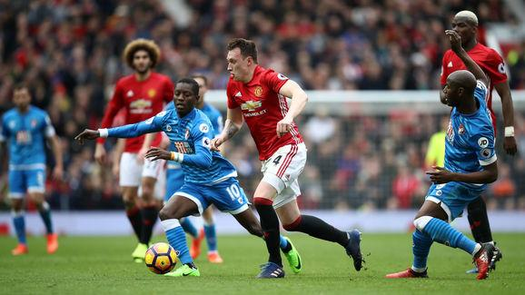 Phil Jones' injury-laden spell at Manchester United has reared its ugly head after the centre-back reportedly suffered broken toes while on international duty. The defender was dealt the new blow following an innocuous challenge by United and England team-mate Chris Smalling as the Three Lions prepared for their friendly encounter with Germany on Tuesday, the Daily Mirror reported. The former Blackburn Rovers starlethas now returned to Manchester so that the club's medical team can assert...