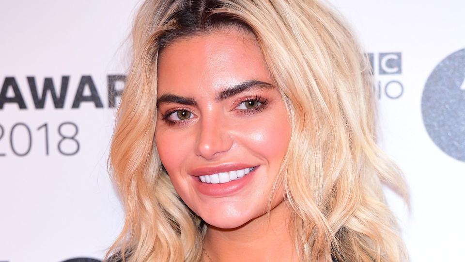 <p>The 25-year-old TV star said she was starting to feel 'more human'.</p>