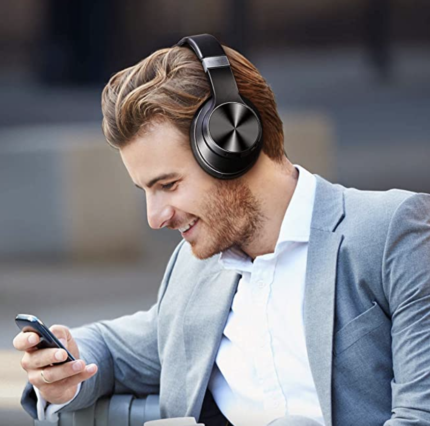 Vankyo Hybrid Active Noise Cancelling Headphones -Amazon.