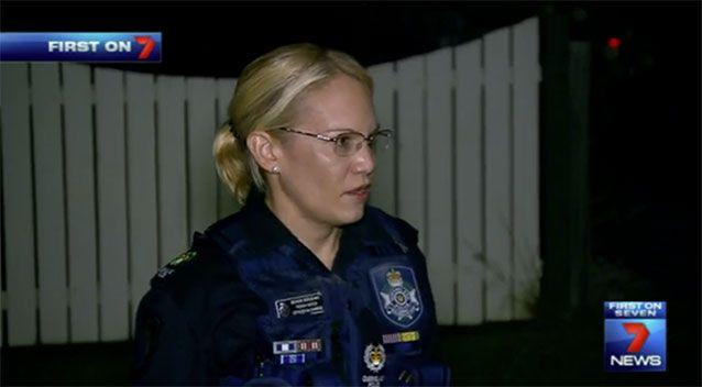Senior Sergeant Fiona Hayes is top dog in the squad. Source: 7News