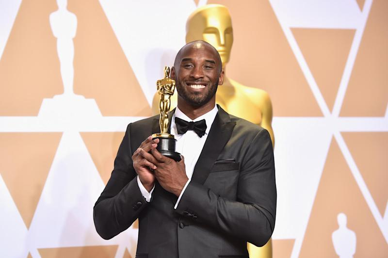 Oscar winner Kobe Bryant has been barred entry into the Academy of Motion Picture Arts and Sciences: Credit: Alberto E. Rodriguez/Getty Images