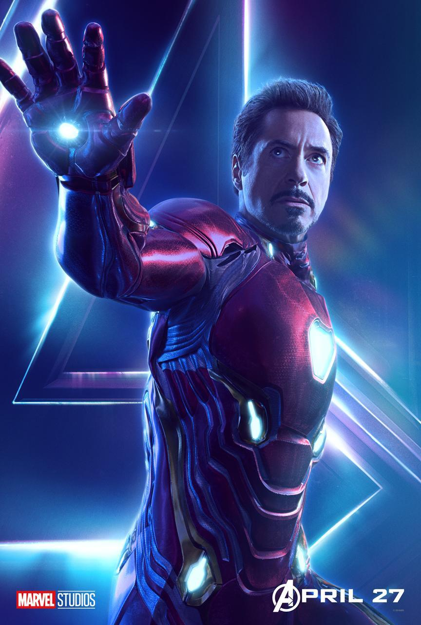 <p>Robert Downey Jr. marks the 10th anniversary of kicking off the MCU as Tony Stark in <i>Iron Man</i>. (Photo: Marvel Studios) </p>