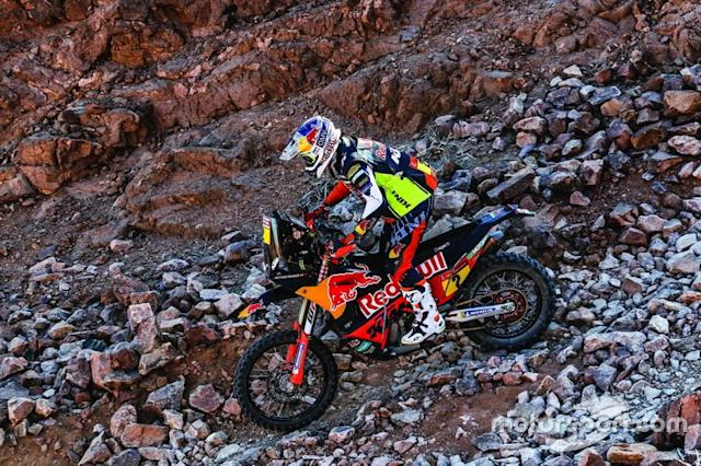 "#2 Red Bull KTM Factory Racing: Matthias Walkner <span class=""copyright"">KTM </span>"
