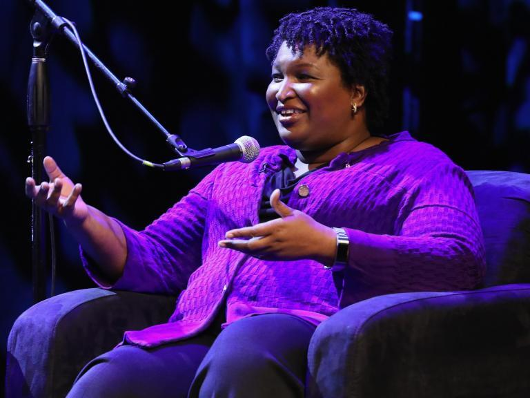 Stacey Abrams considers 2020 presidential campaign on race and voter suppression as Democratic field grows