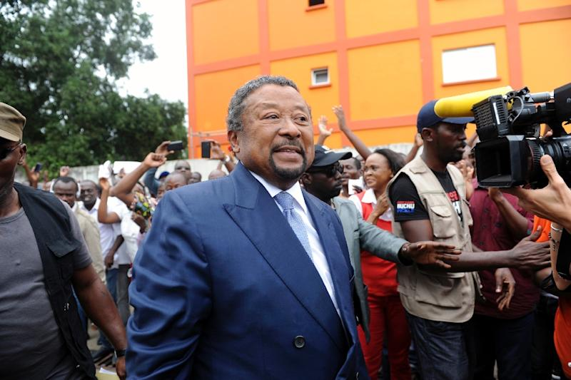 Gabon's opposition leader Jean Ping a career diplomat and former chairman of the African Union Commission, has filed a legal challenge and demanded a recount of the August election results (AFP Photo/Steve Jordan)