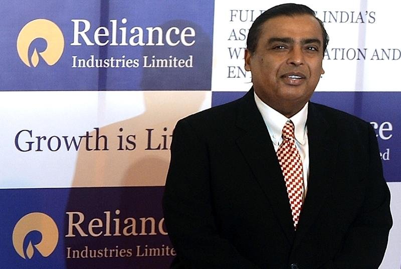 Reliance Industries Chairman Mukesh Ambani is India's richest man