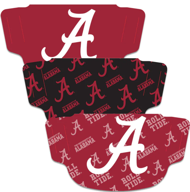 Where to purchase a face cover with your favorite college team logo