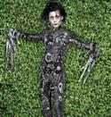"""<p>The film was shot in the sweltering Florida heat and Johnny Depp baked in his leather and buckle-and-scissor-encrusted costume. A deficient cooling system built inside his garment did little to help. """"He was a trouper,"""" remembers Welch, crediting Depp's dedication inside the getup to igniting his long and fruitful working relationship with Tim Burton. """"This was the first in what became an eternity of collaborations.""""</p>"""