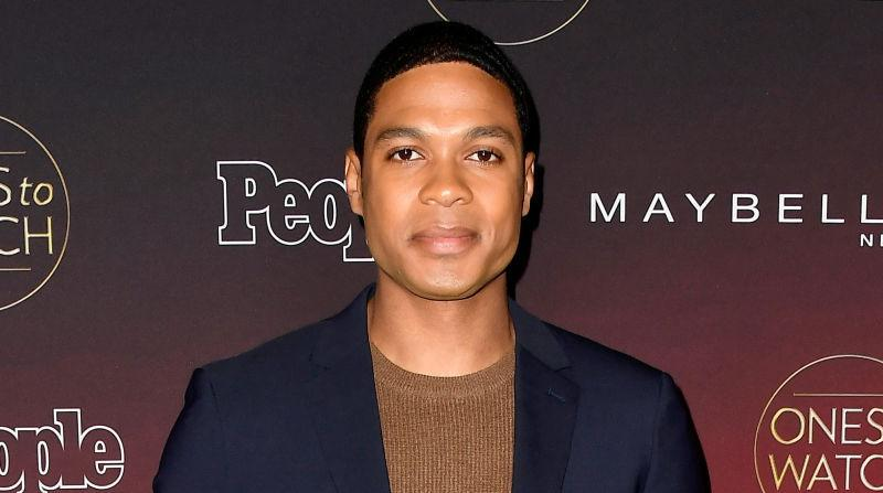 """Ray Fisher attends People's """"Ones To Watch"""" on October 4, 2017."""