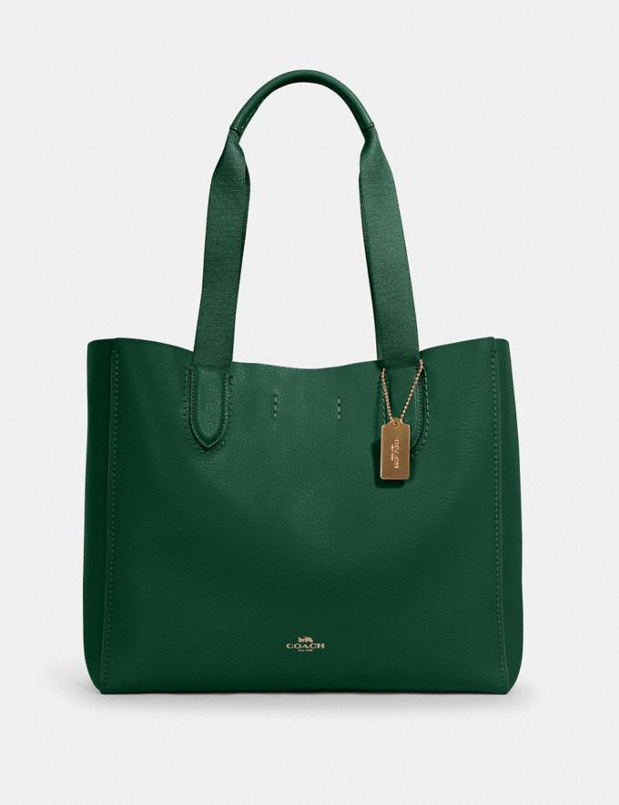 The Derby Tote is on sale now through Coach Outlet, $89 (originally $298).