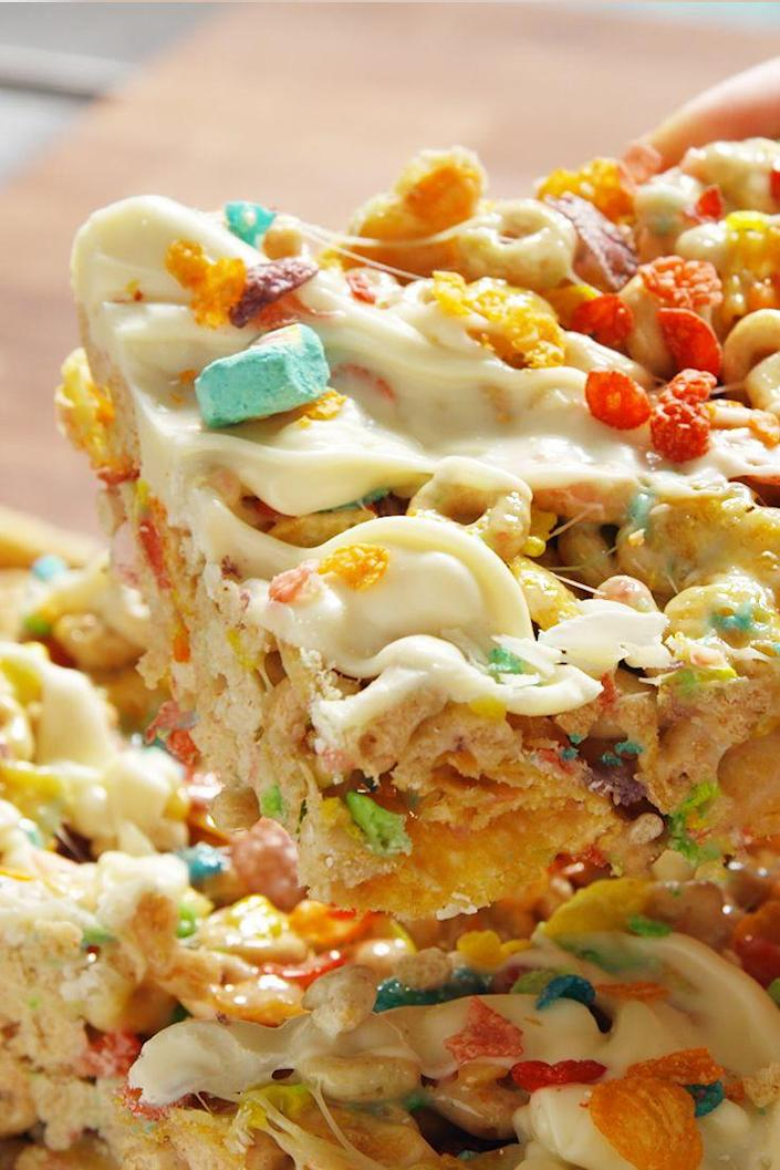 <p>Bye, milk, we don't need you.</p><p>Get the recipe from <span>Delish</span>.</p>