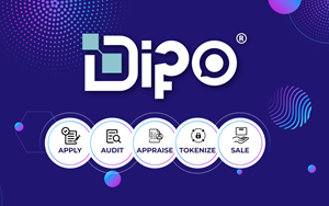 DIPO is LiveTrade's exclusive trademark-registered and patent-pending fundraising model
