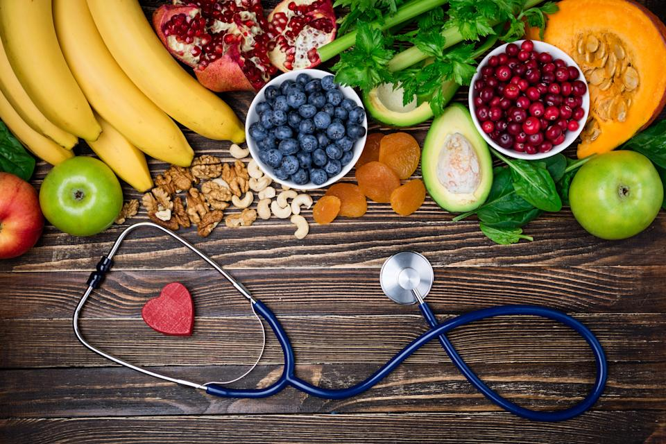Two doctors have launched the UK's first plant-based healthcare system. (Getty Images)