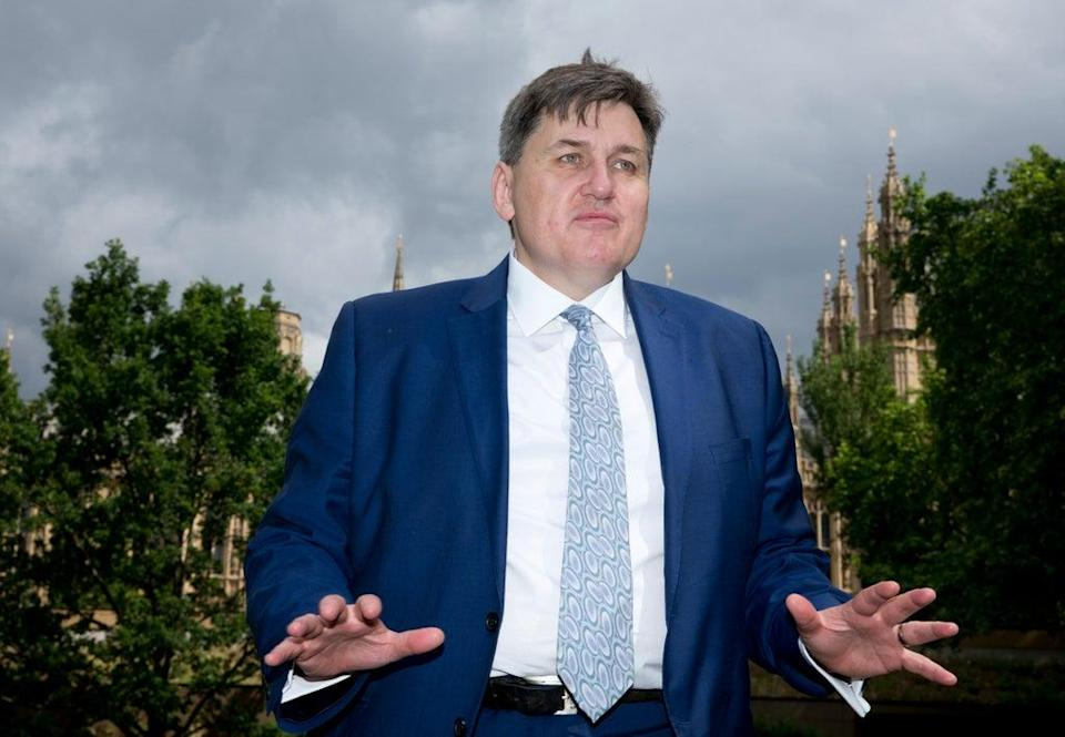 Policing minister Kit Malthouse said the trial has been 'pretty good so far' (Isabel Infantes/PA) (PA Archive)