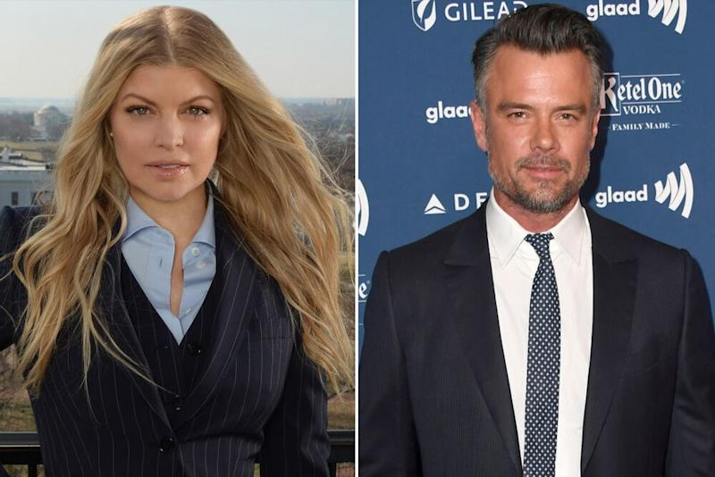 Fergie; Josh Duhamel | Dimitrios Kambouris/Getty Images; Frazer Harrison/Getty Images