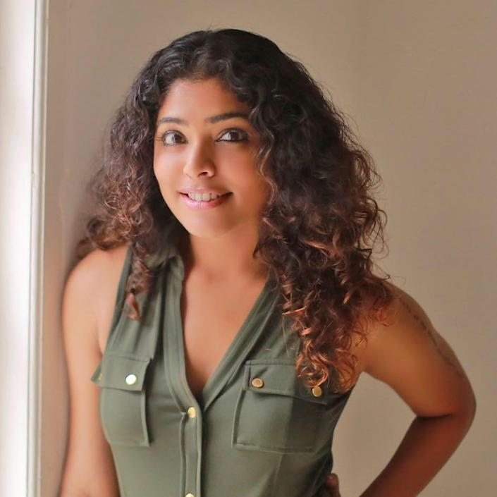 Rima Kallingal (Image from Rima Kallingal's official page on Facebook)