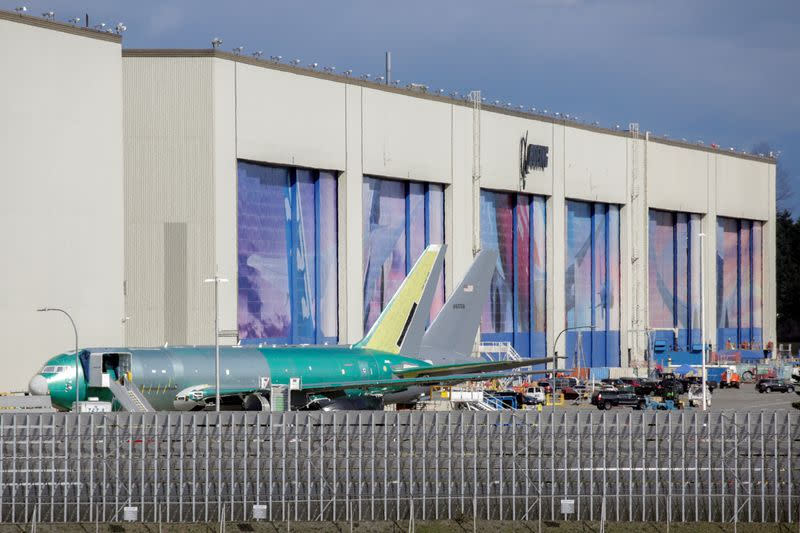 Boeing to restart production