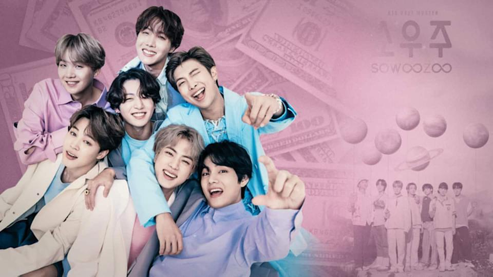 Just in two days, BTS became richer by Rs. 524cr!