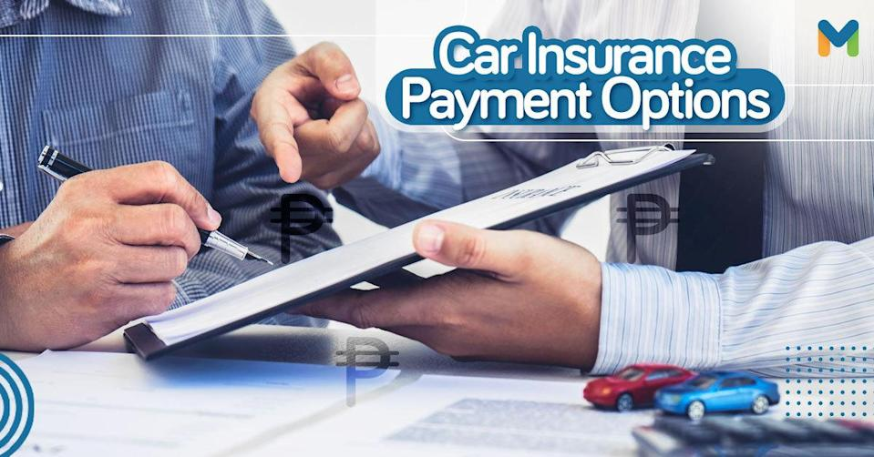 car insurance payment options