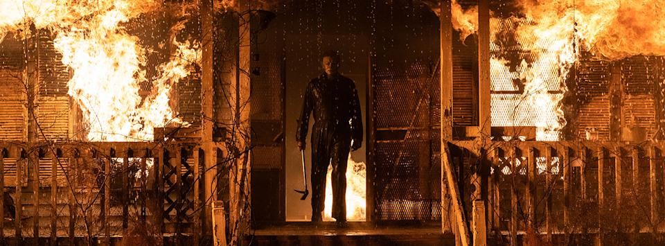 A still from Halloween Kills (Universal Pictures)