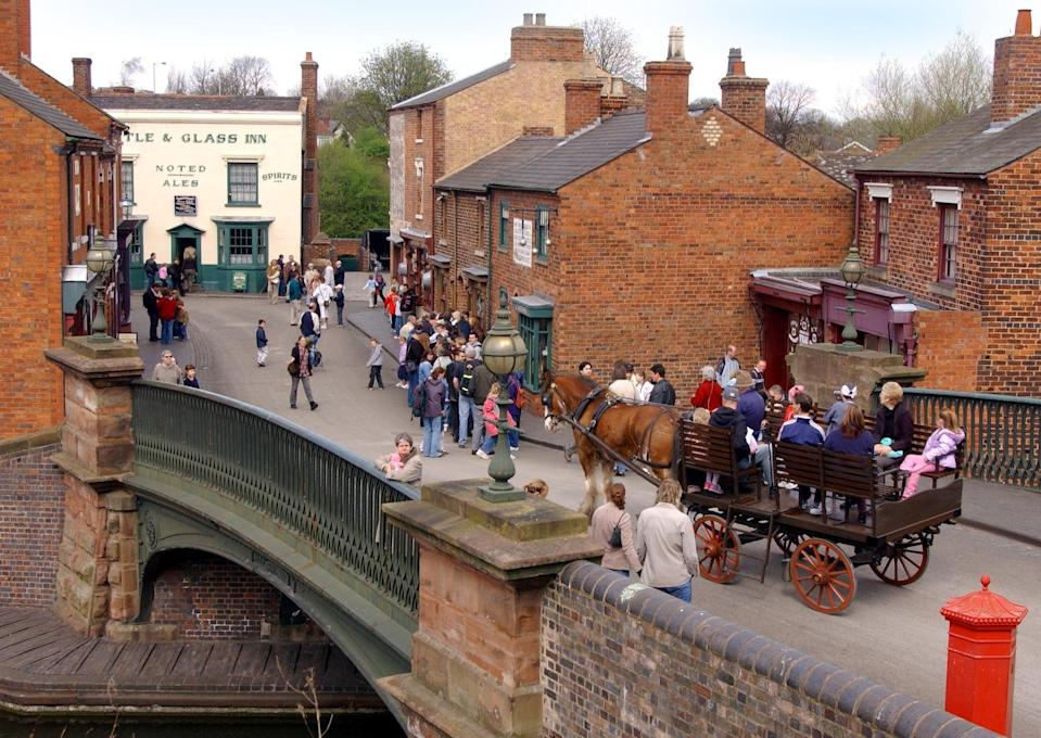 The Victorian Heritage site will be used to vaccinate people in Dudley and the surrounding areaBlack Country Living Museum