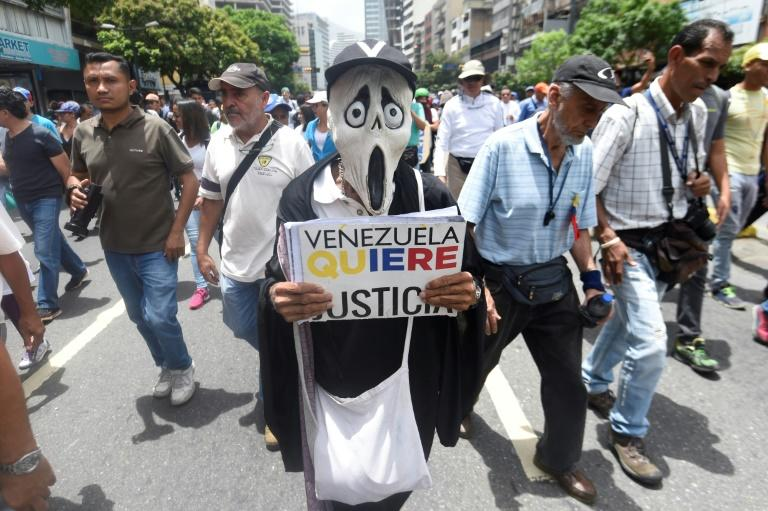 USA slaps sanctions on Venezuela Supreme Court judges
