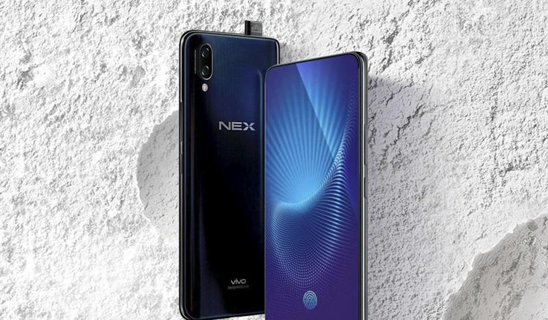 China's Vivo unveils US$800 notch-free phone with a pop-up camera solution