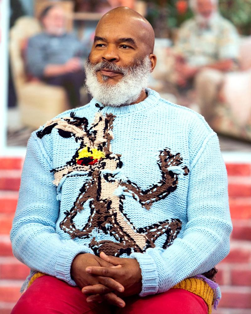 We salute David Alan Grier's impeccable Looney Tunes drip.