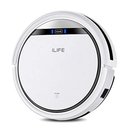 ILIFE V3s Pro Robot Vacuum Cleaner, Tangle-free Suction , Slim, Automatic Self-Charging Robotic…