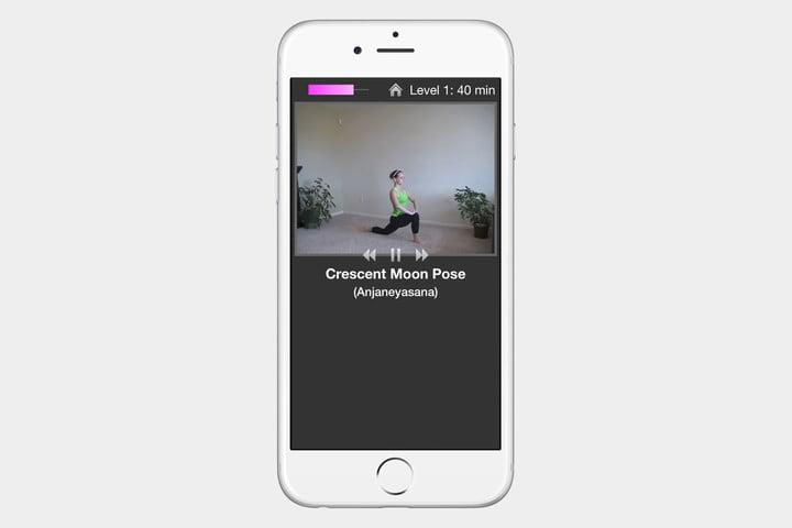 best health and fitness apps for iphone simply yoga app