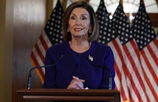 CNBC's Jim Cramer Calls Nancy Pelosi 'Crazy Nancy' to Her Face (Video)